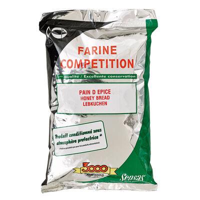 Farine sensas 3000 super pain d'epice 700g - Farines | Pacific Pêche