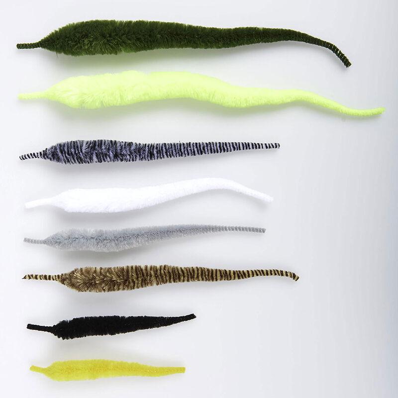 Matériau synthétique jmc dragon tail large (x5) - Matériaux Synthétique | Pacific Pêche