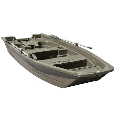 Navigation armor barque catfish 400 brown olive - Barques en plastiques | Pacific Pêche
