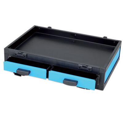 Casier pour station coup garbolino bloc casier 2 tiroirs frontaux - Casiers / Tiroirs   Pacific Pêche