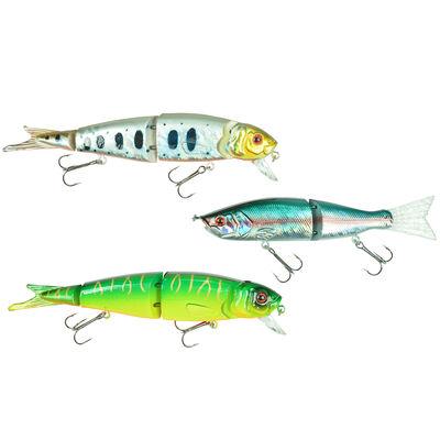Kit de leurres carnassier redfish 3 swimbaits - Packs | Pacific Pêche