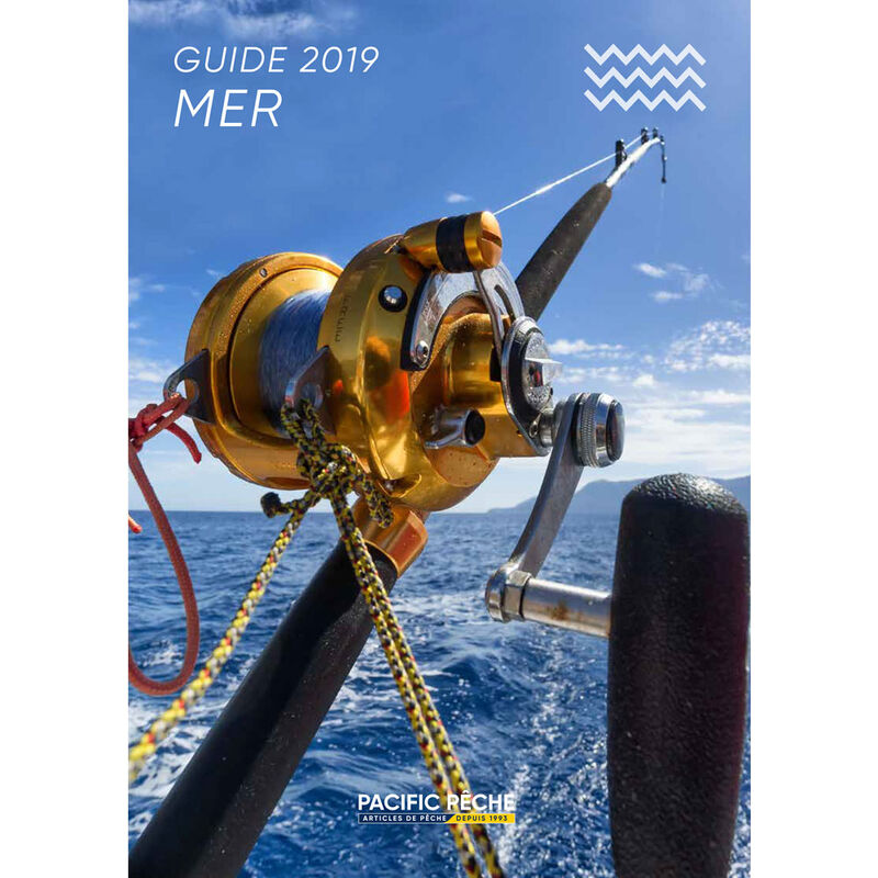 Guide mer pacific peche 2019 - Goodies/Gadgets | Pacific Pêche