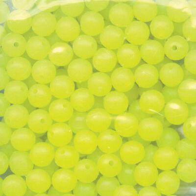 Perles rondes de montage mer flashmer perle balais fluo (x50) - Perles | Pacific Pêche