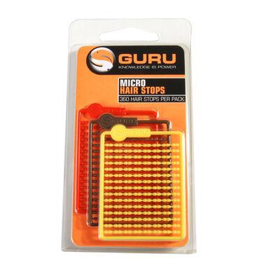 Stop appâts coup guru micro hair stops - Accessoires Appâts | Pacific Pêche
