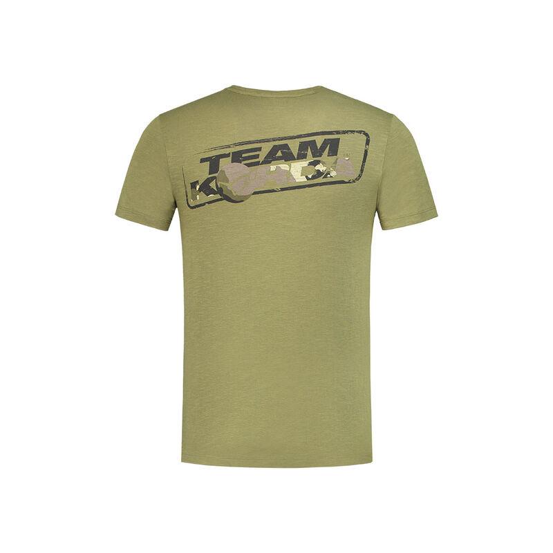 T-shirt korda kore digital camo tk tee olive - Tee-shirts | Pacific Pêche