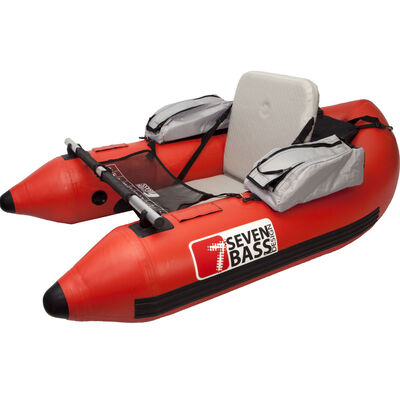 Float tube seven bass armada - hybrid line - rouge - Floats Tube | Pacific Pêche