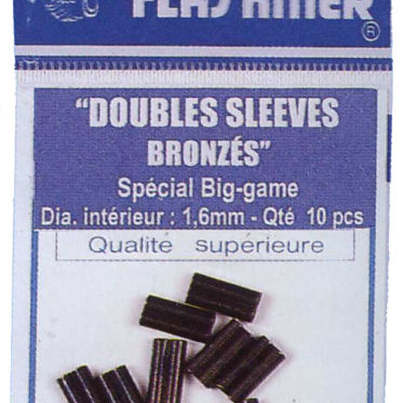 Doubles sleeves flashmer (pochette de 10 pièces) - Sleeves | Pacific Pêche