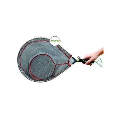 Épuisette raquette pafex filet anti accroche 9mm + cordon - Raquettes / épuisettes rivière | Pacific Pêche