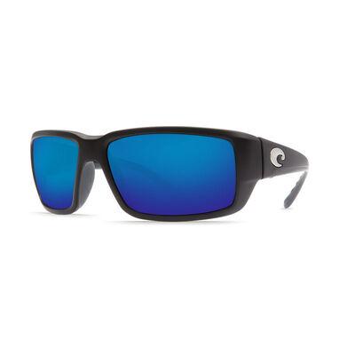 Lunettes polarisantes costa fantail black (verres blue mirror 580 g) - Lunettes | Pacific Pêche
