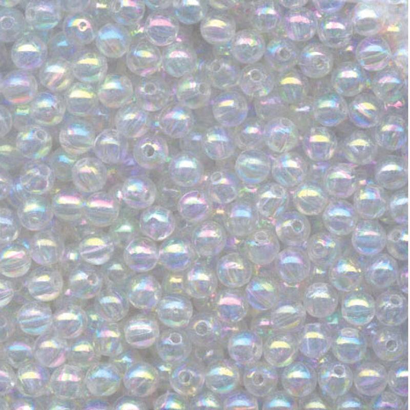 Perles irisée rondes flashmer - Perles   Pacific Pêche