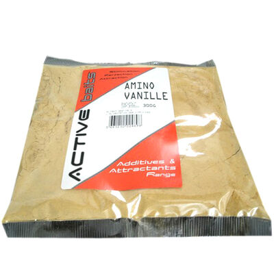Additif coup active baits amino vanille - Additifs | Pacific Pêche