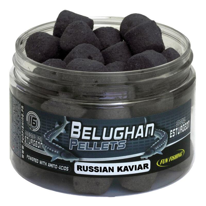 Pellets pour esturgeons fun fishing russian kaviar 300gr - 16mm - Eschages | Pacific Pêche