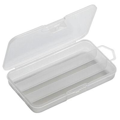 Boîte à accessoires carnassier plastilys boite 3 cases 16.5 x 9.5 x 2.5cm - Boîtes | Pacific Pêche