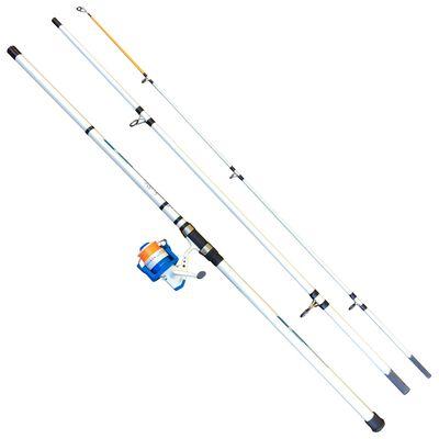 Ensemble surfcasting mitchell combo neuron surf 4.20m 100/200g - Ensembles | Pacific Pêche