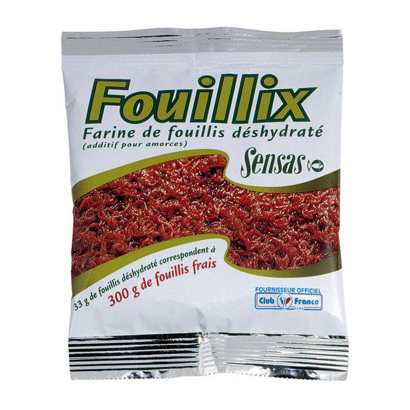 Additifs en poudre foullix sensas 300g - Additifs   Pacific Pêche