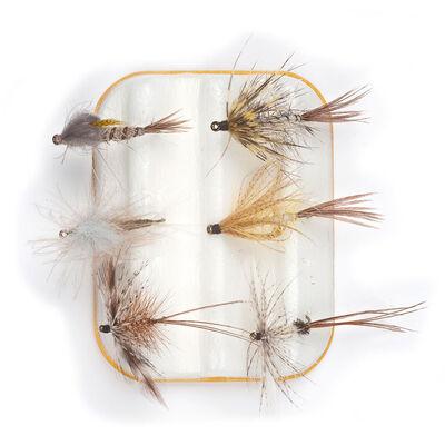 Mouches kit jmc 6 mouches de mai - Kit Mouches | Pacific Pêche