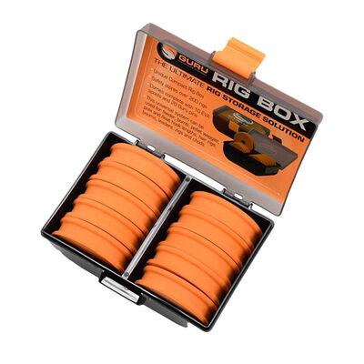 Boite à bas de ligne coup guru rig box - Boites | Pacific Pêche