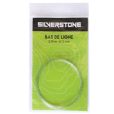 Bas de ligne silverstone 2,70 m - Sans Noeuds | Pacific Pêche