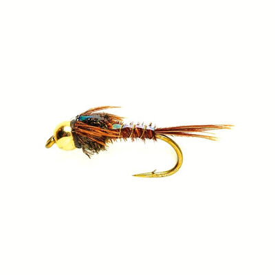Nymphe silverstone faisan tinsel h14 (x3) - Nymphes | Pacific Pêche