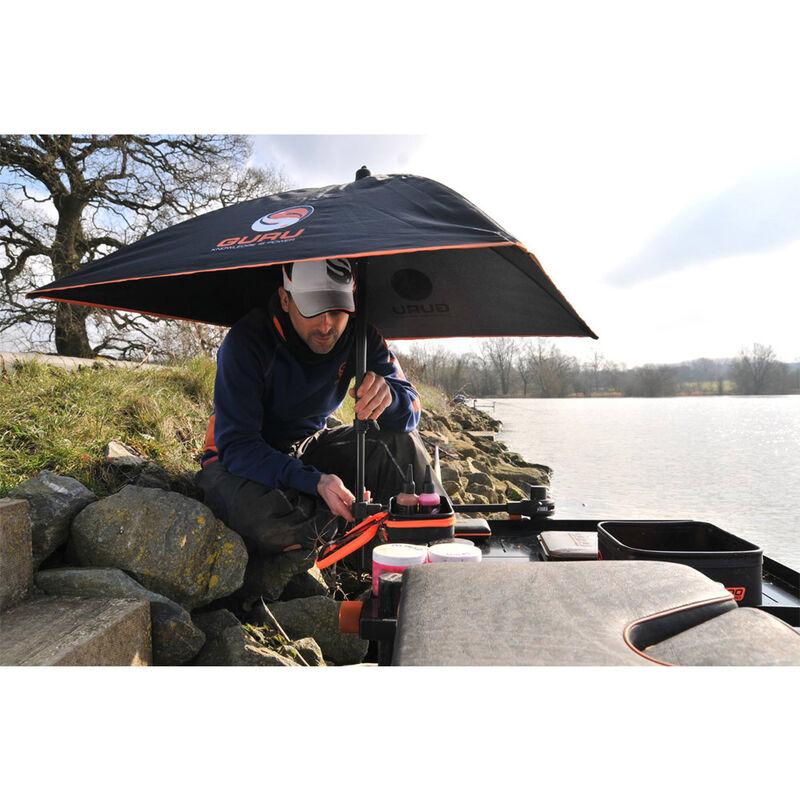 Ombrelle à appâts coup guru bait umbrella - Parapluies | Pacific Pêche