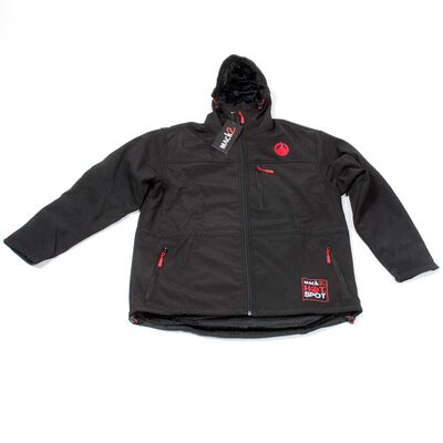 Veste soft shell black mack2 hot spot - Vestes/Gilets | Pacific Pêche