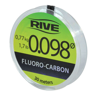 Fluorocarbone coup rive fluoro carbon 30m - Fluorocarbone | Pacific Pêche