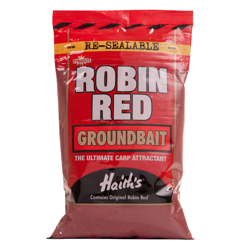 Groundbait carpe dynamite baits robin red 900g - Methods Mix | Pacific Pêche