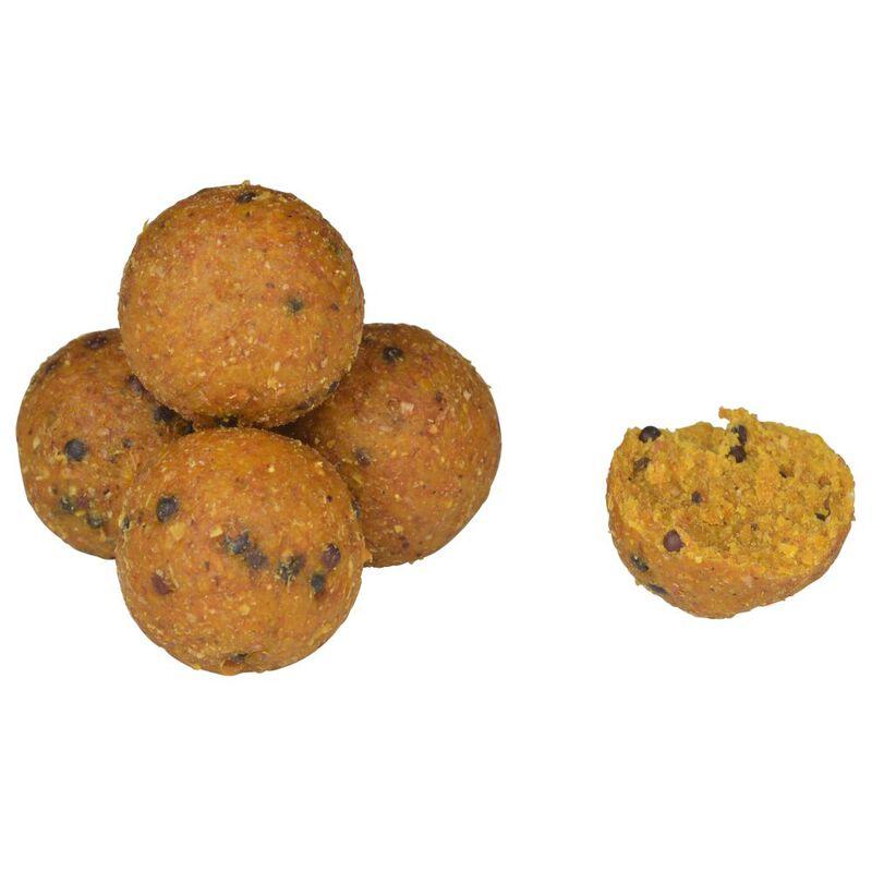 Bouillettes carpe active baits custom boilies sweet corn 20mm - Denses | Pacific Pêche