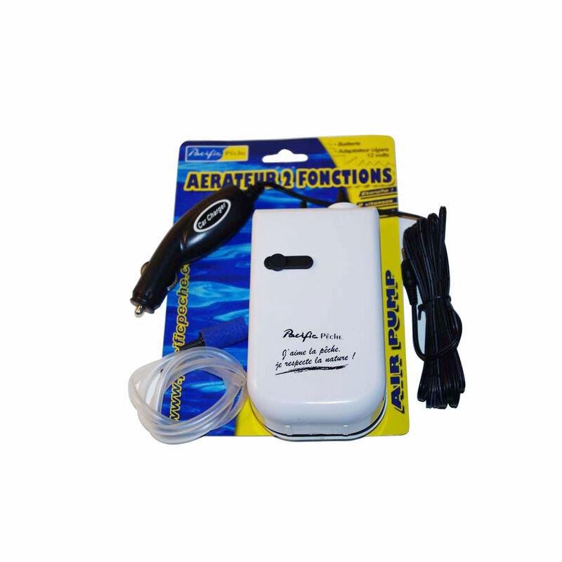 Aérateur pour vivier carnassier redfish air pump ap-2102 - Aérateurs | Pacific Pêche