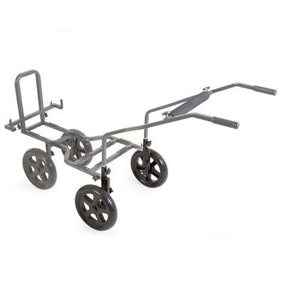 Kit de roues pour chariot coup preston shuttle conversion kit - Accessoires de Station | Pacific Pêche