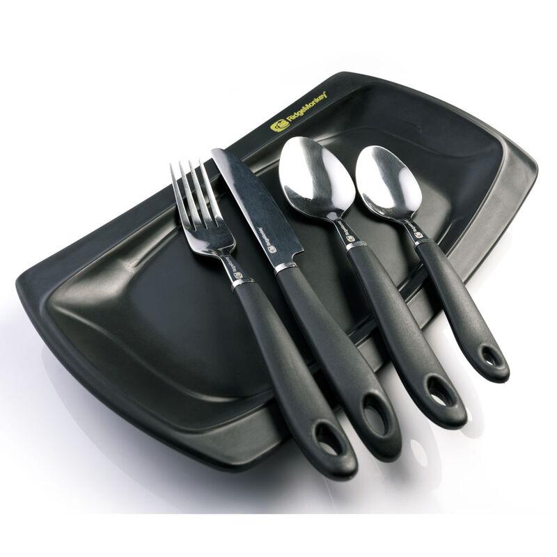 Set repas ridge monkey set vaisselle sq dlx long - Cuisine/Repas | Pacific Pêche