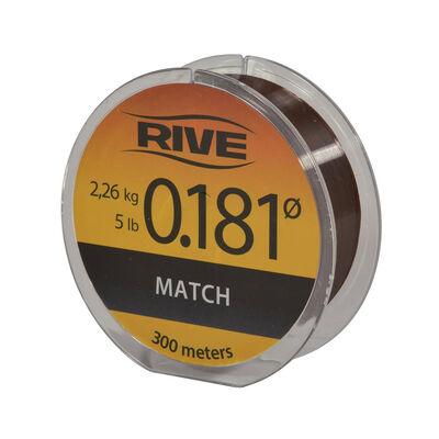 Nylon coup rive match line 300 m - Monofilaments | Pacific Pêche