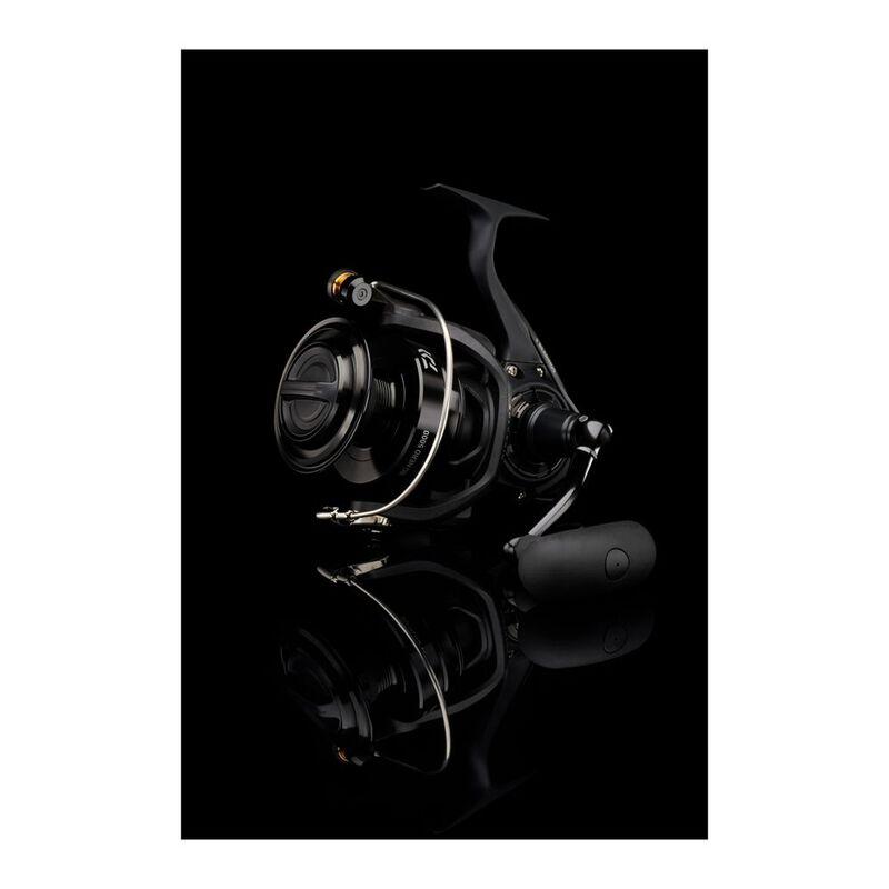 Moulinet daiwa black gold nero 8000 - Moulinets tambour Fixe | Pacific Pêche