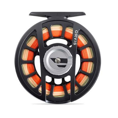 Moulinet orvis hydros 5 black nickel (soie 9-11) - Manuels | Pacific Pêche