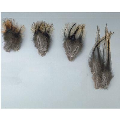 Fly tying jmc plumes de pardo demi pelle grade 1 - Plumes | Pacific Pêche