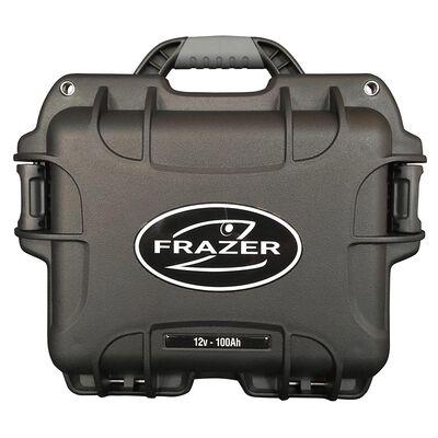 Batterie lithium frazer - valise lithium pro life p04 12v 100ah + chargeur - Batteries | Pacific Pêche