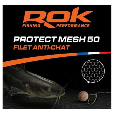 Filet de protection mesh 50 rok (filet anti-chat) - Filets appâts | Pacific Pêche