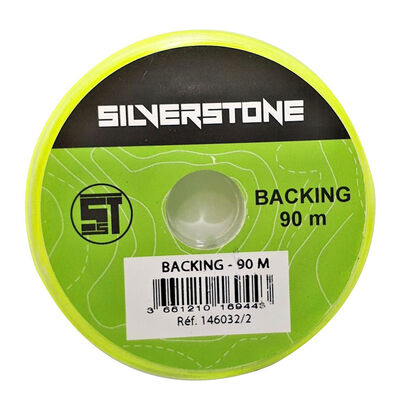 Bobine de backing silverstone liberty 90m - Backings | Pacific Pêche