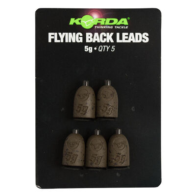 Back lead carpe korda flying backlead - Back Lead | Pacific Pêche