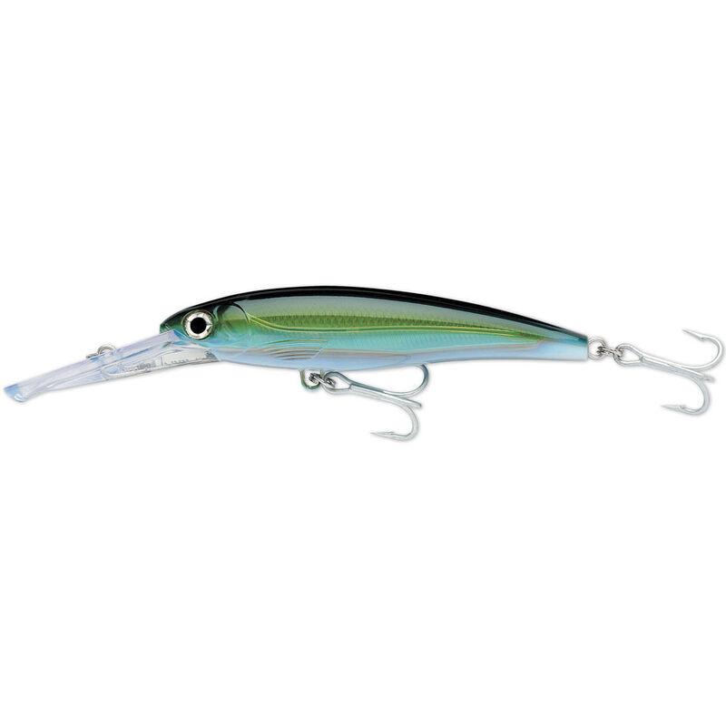 Leurre poisson nageur rapala x-rap magnum 11cm 22g - Leurres PN flottants | Pacific Pêche