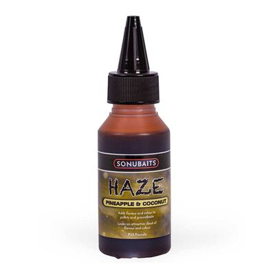Attractant liquide sonubaits haze pinapple et coconut - Additifs | Pacific Pêche