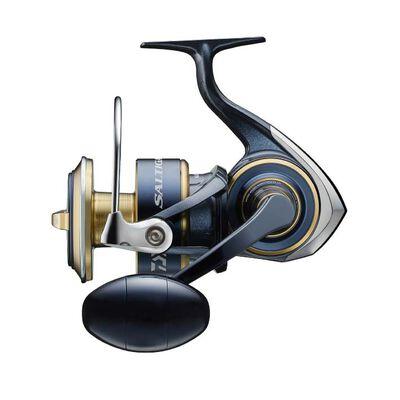 Moulinet daiwa saltiga 2020 sg20 10000h (rapide) - Moulinets tambour Fixe | Pacific Pêche
