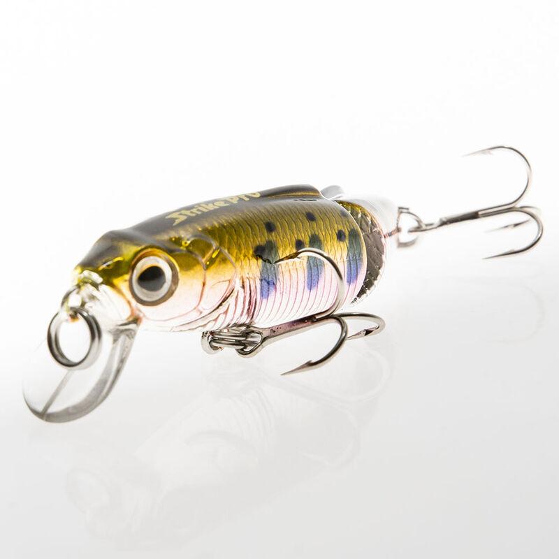 Leurre dur minnow strike pro silver sprat 5cm 4g - Minnows | Pacific Pêche