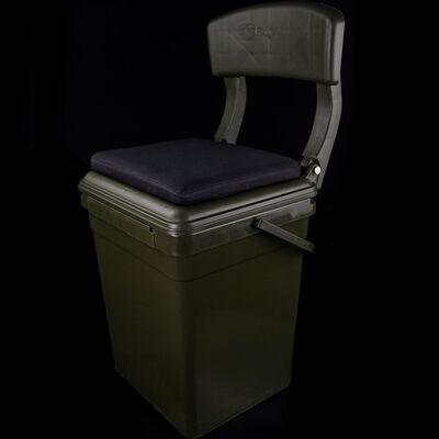 Seau/siège ridge monkey kit complet cozee bucket seat+seau modulaire xl 30 - Seaux | Pacific Pêche