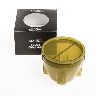 Pot à esche/booster mack2 squizz glug pot - Sacs à Appâts | Pacific Pêche