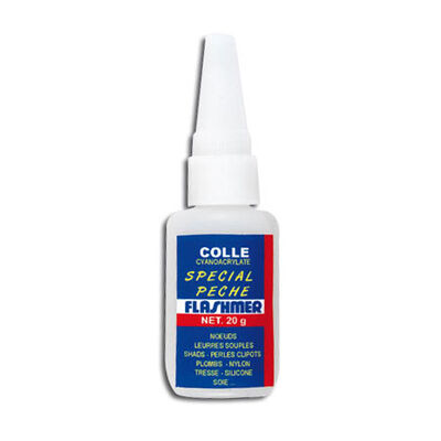 Colle flashmer special peche 20g - Colles | Pacific Pêche
