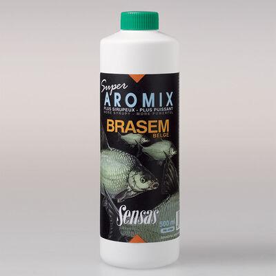 Additif liquide coup sensas aromix brasem belge 500ml - Additifs | Pacific Pêche
