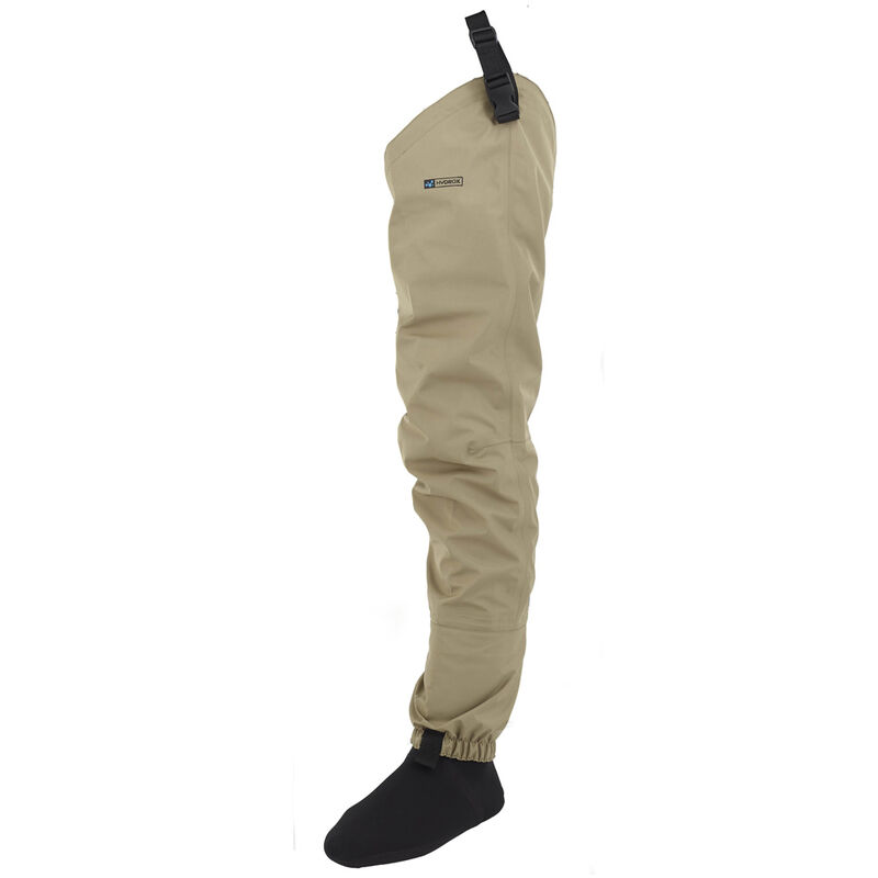 Cuissardes respirantes hydrox first olive clair - Cuissardes | Pacific Pêche