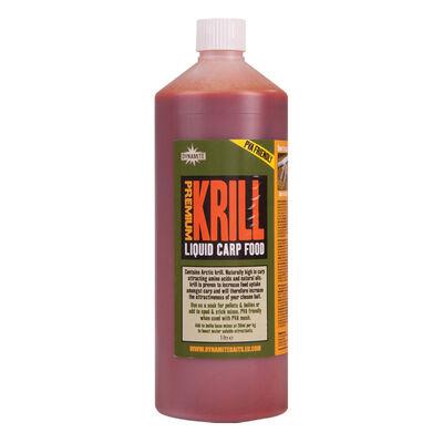 Booster carpe dynamite baits liquid carp food krill 1l - Liquides de trempage | Pacific Pêche