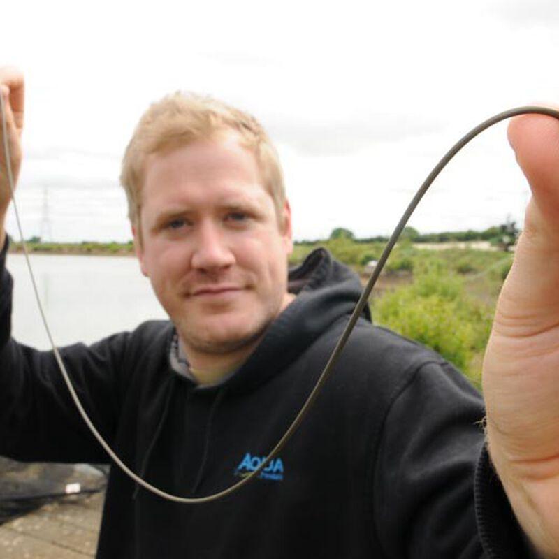 Anti emmeleur carpe korda dark matter tubing - Tungstene | Pacific Pêche